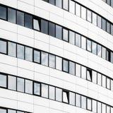 Πρόσοψη του κτιρίου γραφείων Στοκ Φωτογραφίες