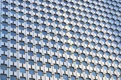 Πρόσοψη του ουρανοξύστη της Ariane γύρου Στοκ Εικόνα