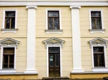 Πρόσοψη του παλατιού στοκ φωτογραφίες με δικαίωμα ελεύθερης χρήσης