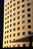 πρόσοψη τούβλου Στοκ Φωτογραφίες