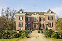 Πρόσοψη Doorn Huis Στοκ Εικόνες