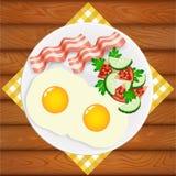 Πρόσφατα μαγειρευμένος Στοκ Εικόνα