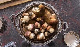 Πρόσφατα συγκομισμένα μανιτάρια porcini Στοκ Φωτογραφίες