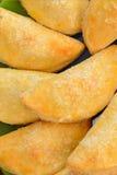 Πρόσφατα ψημένα μπισκότα με τη στάρπη Στοκ Εικόνες