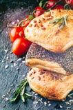 Πρόσφατα ψημένοι ρόλοι ψωμιού Στοκ εικόνες με δικαίωμα ελεύθερης χρήσης