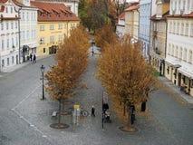Πρόσφατη ημέρα φθινοπώρου Στοκ φωτογραφία με δικαίωμα ελεύθερης χρήσης