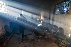 πρόσφυγας Στοκ εικόνα με δικαίωμα ελεύθερης χρήσης