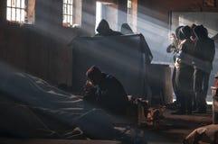 πρόσφυγας Στοκ Εικόνα