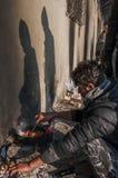 πρόσφυγας Στοκ Φωτογραφία