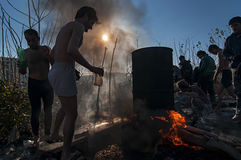 πρόσφυγας Στοκ φωτογραφίες με δικαίωμα ελεύθερης χρήσης