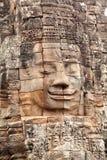 Πρόσωπα στο ναό Bayon, Angkor Wat, Καμπότζη Στοκ φωτογραφίες με δικαίωμα ελεύθερης χρήσης