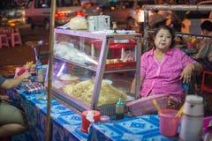 Πρόσωπα του Μιανμάρ Στοκ Εικόνα