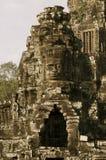 Πρόσωπα Angkor Στοκ εικόνες με δικαίωμα ελεύθερης χρήσης