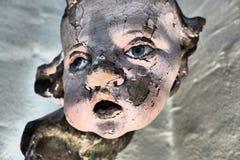 Πρόσωπο 4 αγγέλου Στοκ φωτογραφία με δικαίωμα ελεύθερης χρήσης