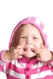 πρόσωπο αστείο Στοκ εικόνες με δικαίωμα ελεύθερης χρήσης