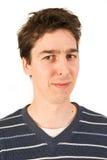 πρόσωπο αστείο Στοκ φωτογραφίες με δικαίωμα ελεύθερης χρήσης