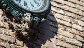 Πρόσωπο Βενετία αγγέλου Στοκ εικόνα με δικαίωμα ελεύθερης χρήσης