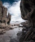 Πρόσωπο βράχου Στοκ Φωτογραφίες