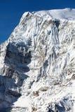 Πρόσωπο βόρειου βράχου του υποστηρίγματος Annapurna 3 ΙΙΙ Στοκ Εικόνες