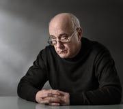 πρόσωπο δυστυχισμένο Στοκ φωτογραφία με δικαίωμα ελεύθερης χρήσης