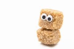 Πρόσωπο ζάχαρης στοκ εικόνες