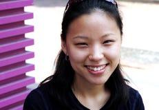 πρόσωπο Κορεάτης Στοκ Εικόνες