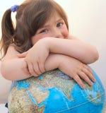 πρόσωπο κοριτσιών Στοκ φωτογραφίες με δικαίωμα ελεύθερης χρήσης