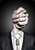 πρόσωπο κρίσης στοκ εικόνα με δικαίωμα ελεύθερης χρήσης