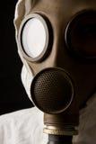 πρόσωπο μασκών αερίου Στοκ εικόνες με δικαίωμα ελεύθερης χρήσης