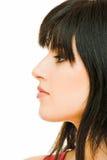 πρόσωπο μισό στοκ εικόνα με δικαίωμα ελεύθερης χρήσης