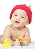 πρόσωπο μωρών Στοκ εικόνα με δικαίωμα ελεύθερης χρήσης