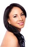 Πρόσωπο ομορφιάς skincare Στοκ Εικόνες