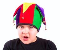 πρόσωπο παιδιών Στοκ φωτογραφία με δικαίωμα ελεύθερης χρήσης