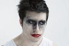 Πρόσωπο πλακατζών Στοκ εικόνες με δικαίωμα ελεύθερης χρήσης