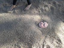 Πρόσωπο ρύπου στοκ εικόνα