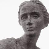 Πρόσωπο της θεάς της αγάπης Aphrodite (Αφροδίτη) Στοκ φωτογραφίες με δικαίωμα ελεύθερης χρήσης