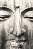 πρόσωπο του Βούδα Στοκ Φωτογραφίες