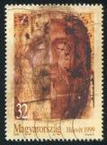 Πρόσωπο του Ιησούς Χριστού Στοκ φωτογραφία με δικαίωμα ελεύθερης χρήσης