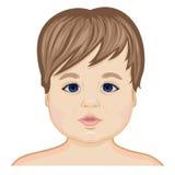 Πρόσωπο του μωρού Στοκ φωτογραφία με δικαίωμα ελεύθερης χρήσης