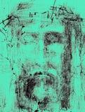 πρόσωπο Χριστού Στοκ φωτογραφία με δικαίωμα ελεύθερης χρήσης
