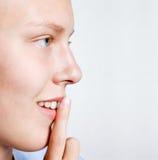 πρόσωπο Στοκ Εικόνες