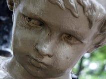 Πρόσωπο Cherubic Στοκ φωτογραφία με δικαίωμα ελεύθερης χρήσης