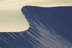 πρότυπα αμμόλοφων Στοκ Εικόνα