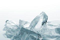 πρότυπα γραμμών πάγου ανασκόπησης Στοκ Εικόνες