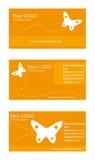 πρότυπα επαγγελματικών κ& Στοκ φωτογραφία με δικαίωμα ελεύθερης χρήσης