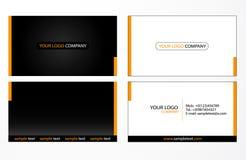 πρότυπα επαγγελματικών κ& Στοκ Φωτογραφίες