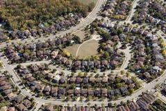 πρότυπα κατοικίας στοκ φωτογραφίες