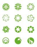 πρότυπα λογότυπων Στοκ Εικόνα