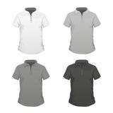Πρότυπα μπλουζών Στοκ εικόνα με δικαίωμα ελεύθερης χρήσης