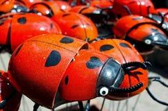 Πρότυπα παιχνιδιών Ladybug για την πώληση στοκ εικόνα με δικαίωμα ελεύθερης χρήσης